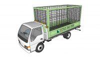 Cage Lorries / 'Man in Van'